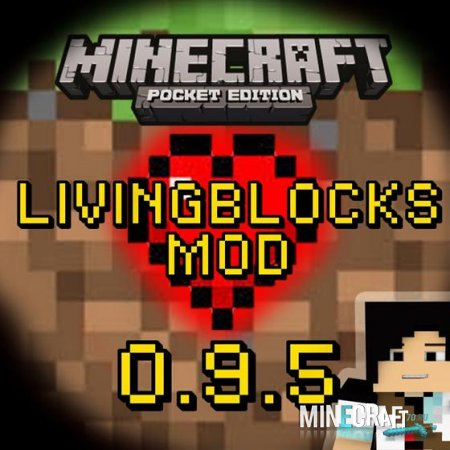 LivingBlocks Minecraft PE ��� 0.9.5