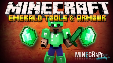 Emerald ToolsMod Minecraft PE ��� 0.9.5