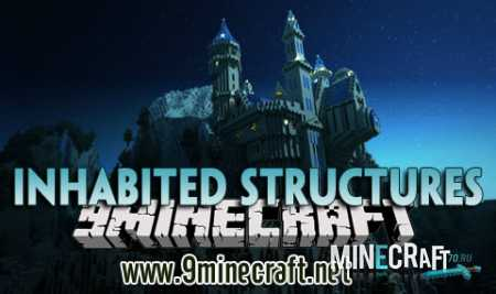 Inhabited Structures Mod 1.7.2