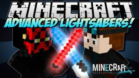 Advanced Lightsaber Mod 1.7.10