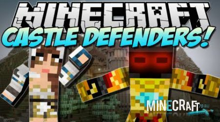 The Castle Defenders Mod 1.7.10