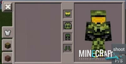 Armor skill and Halo 4 for PE 0.10.X