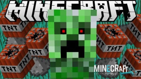 Creeper Awareness для 1.8