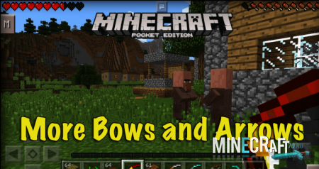 Мод More Bows and Arrows 0.12.1