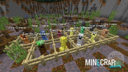 Creepers+ - [0.13.0]