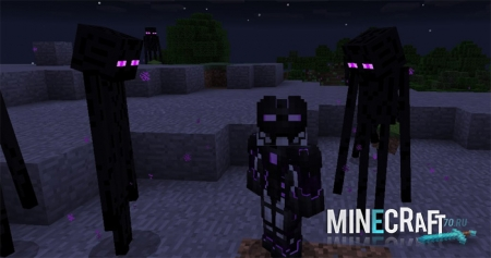 You Are The Enderman Addon