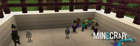 Ant World mod for Minecraft Pocket Edition 0.16/0.17.0