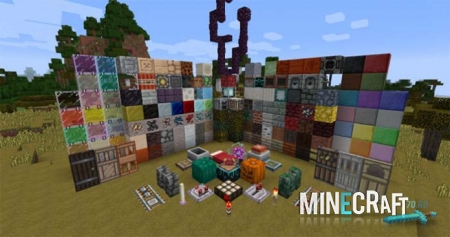Red's Resource Pack для Minecraft 1.11