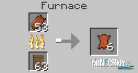More Fuels Mod for Minecraft 1.11/1.10.2/1.9.4