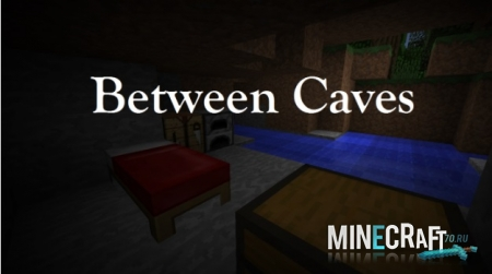 Between Caves Map for Minecraft 1.10.2