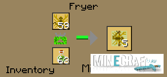 Edible Bugs Mod for Minecraft [1.11/1.10.2/1.9.4]