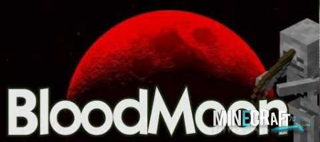 Blood Moon Mod 1.10.2